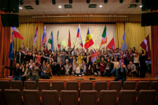Тематическая международная смена «Россия в мире: молодежный взгляд»